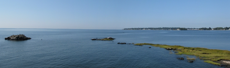 Long Island Sound, Darien, Ct