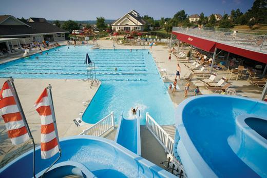 Heritage Wake Forest NC Pool