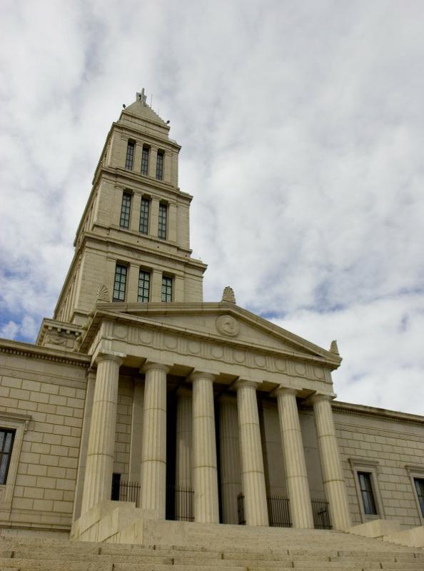 George Washington National Masonic Memorial in Alexandria