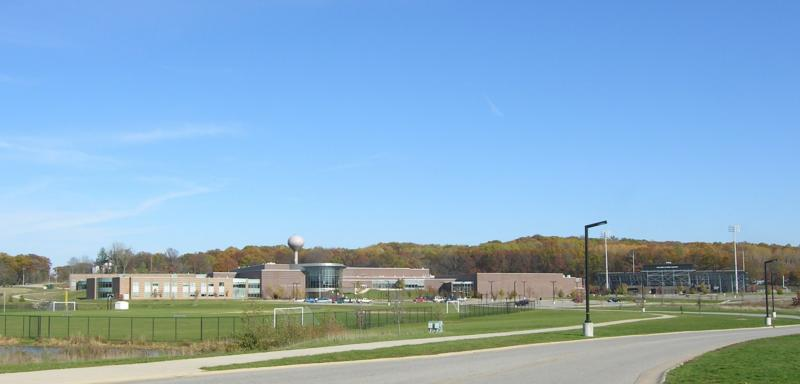 Forest Hills Eastern High school Ada Township MI