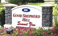 Shepherd Hill enterance
