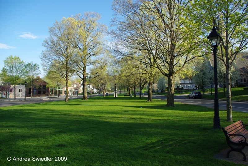 New Milford CT real estate town green