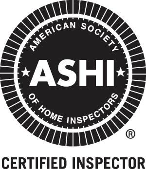 ASHI Certified Home Inspector - Click To Verify