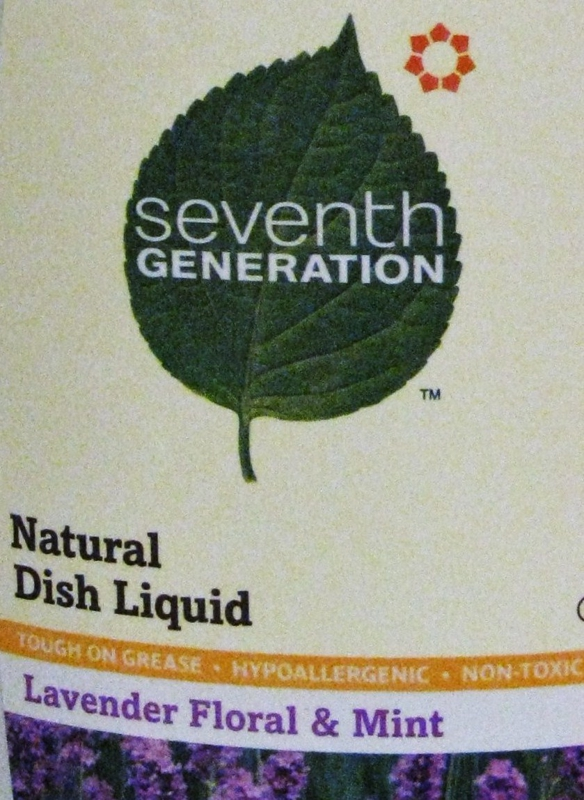 7th Generation natural cleaning products