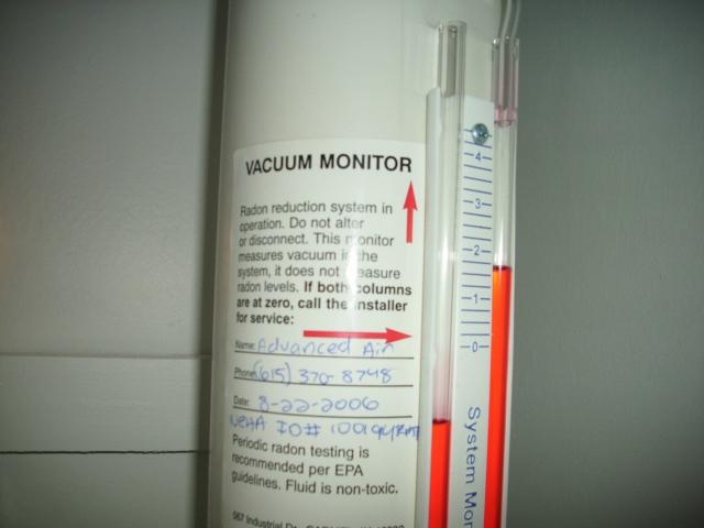 Active Radon Monitor