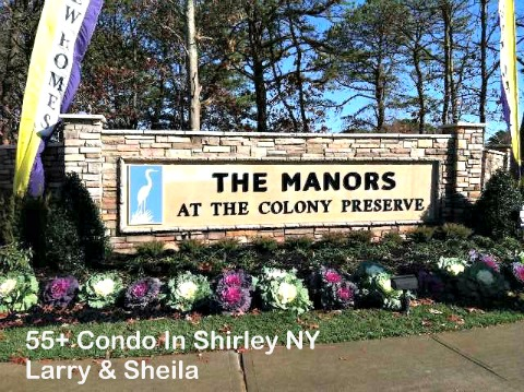 The Manors At Shirley NY 55+