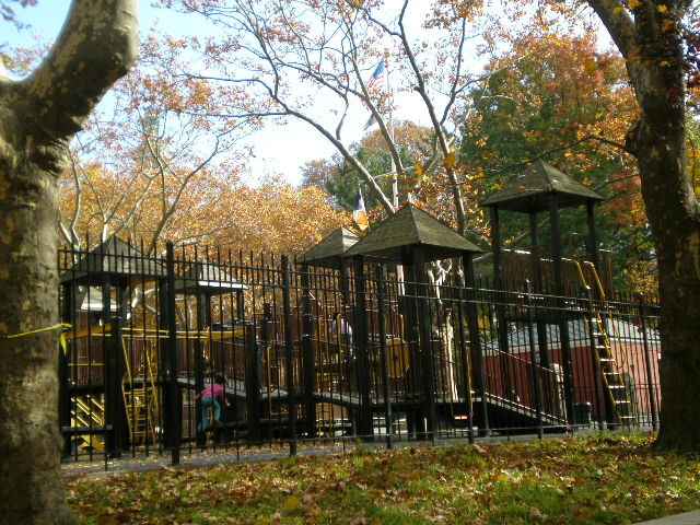 fort green park playgroung, things to do in brooklyn