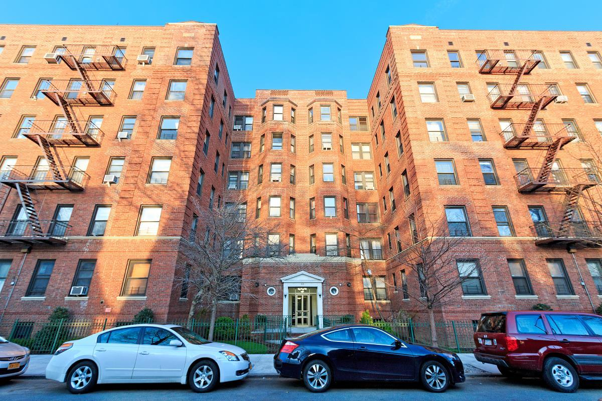 flatbush 2 bedroom co-op for sale