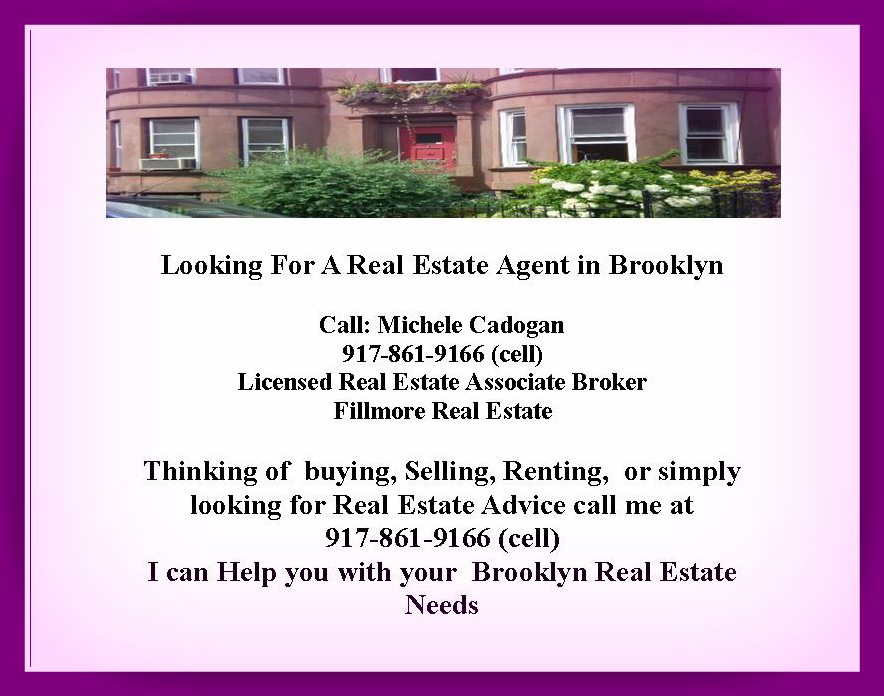looking for a real estate agent in brooklyn