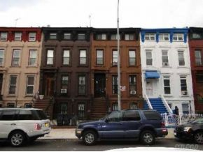 brownstone homes in bedford stuyvesant brooklyn