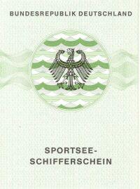 Sportseeschiffer Schein SSS