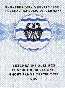 SRC Funkzeugnis Kurs in Nürnberg, Erlange und Fürth