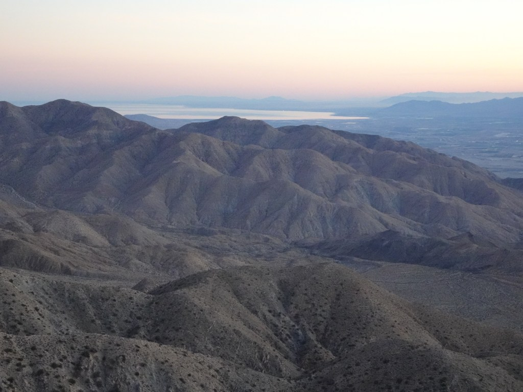 Keys View - Salton Sea