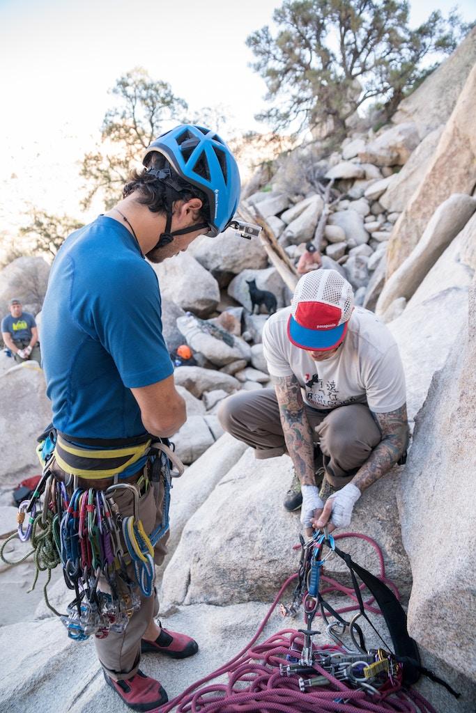 Rock Climbing in Joshua Tree – Best of Joshua Tree – Things To Do