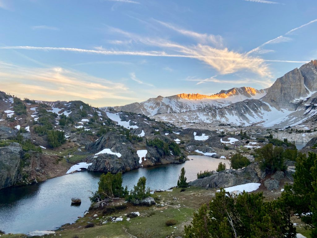 20 Lakes Basin Trail Loop Hike/Backpacking Trip