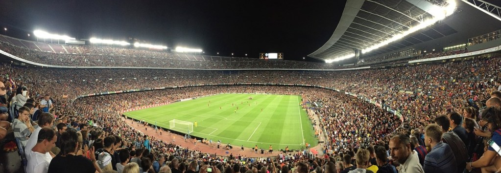 Camp Nou – Best of Barcelona – What to do Barcelona