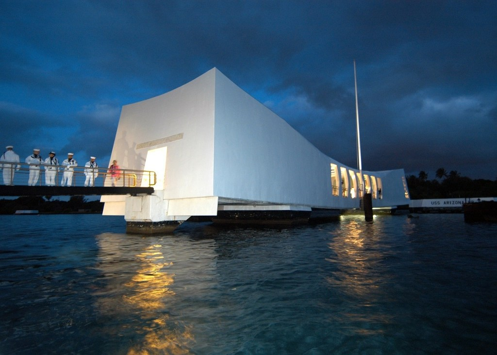 Pearl Harbor – USS Arizona Memorial – Best Of Oahu