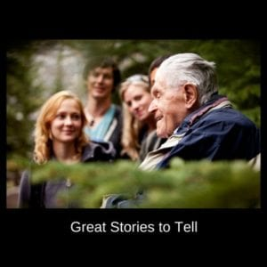 great stories to tell