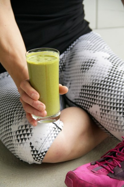 Active Recovery Smoothie by Active Vegetarian #Vegan #smoothie #recovery 3