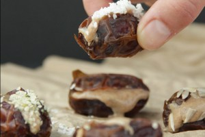 Dates have what is often considered an ideal ratio of carbohydrate to a protein of 3:1 which will provide sustained energy