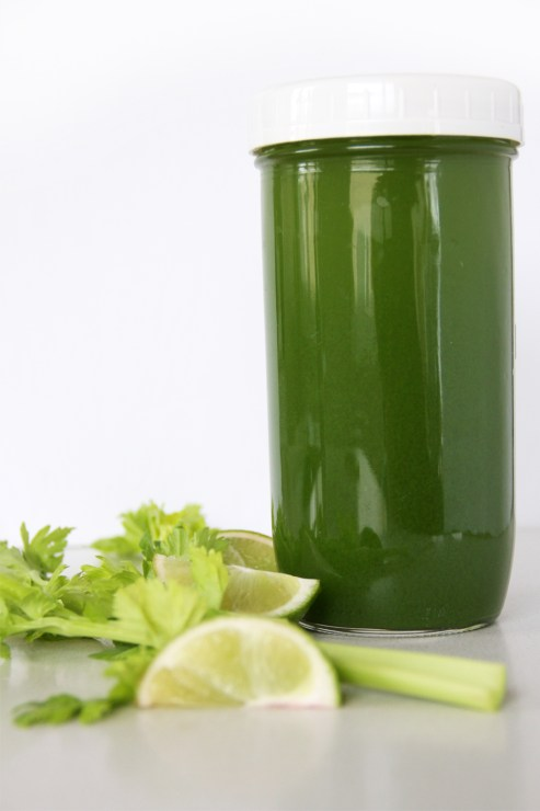 Check out this celery juice recipe with tremendous benefits