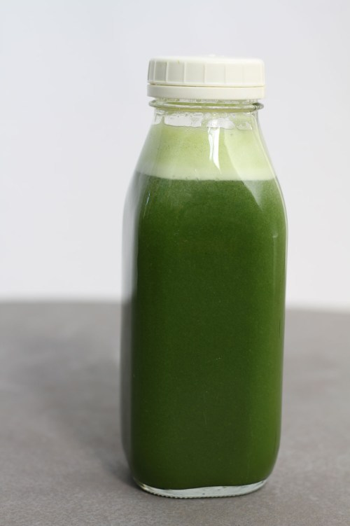 This green juice recipe is a great choice for those wanting to help increase energy levels and manage diabetes
