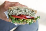 Vegan Mock Tuna Salad Recipe by Active Vegetarian