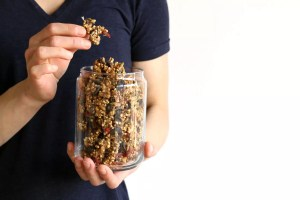 Sprouted Buckwheat Granola Vegan - Raw and Baked