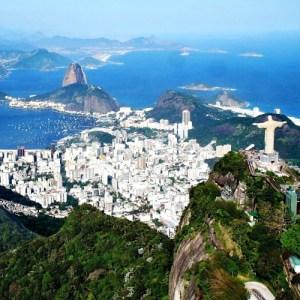 Brazylia Corcovado incentive
