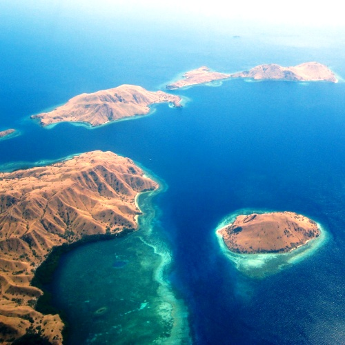 Indonezja Komodo