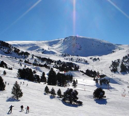 Narty w Andorze