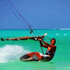kitesurfing zanzibar