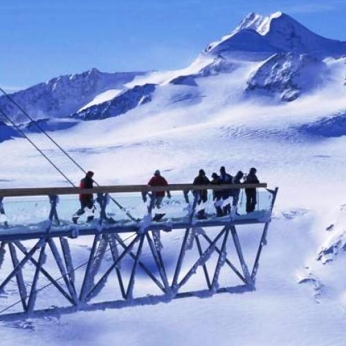 Solden narty w Austrii