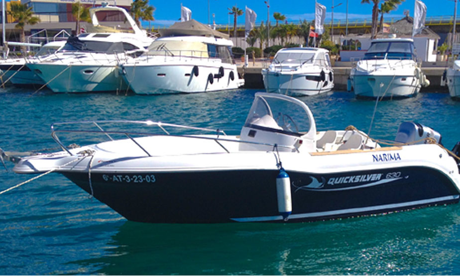Boat Rental  from Torrevieja Alicante