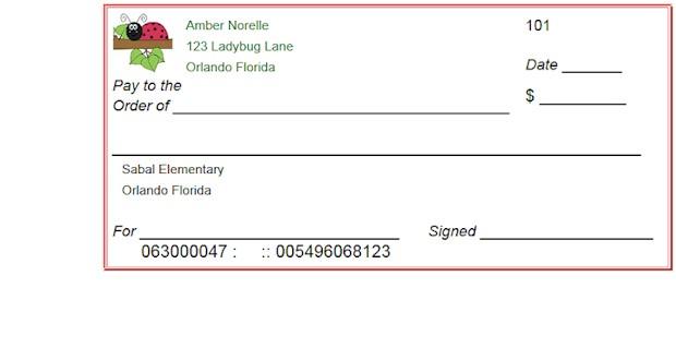 Giant Check Template. donation checks charity checks signazon ...