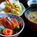 【タカトシ温水の路線バスで! 紹介】湘南 金目煮汁の卵かけご飯・まかない丼『江ノ島小屋』のお店はどこ?