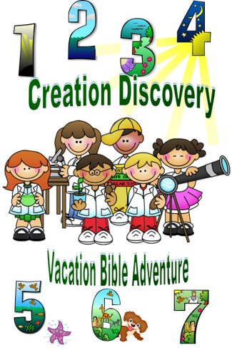 Creation Discovery Vacation Bible Adventure