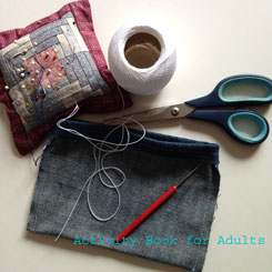 materials for crochet