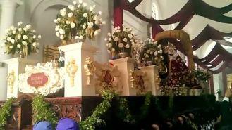 Virgen de la Recoleccion 2013