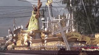 Procesion de Jesus Dulce Rabí, Jocotenango 2014 (10)