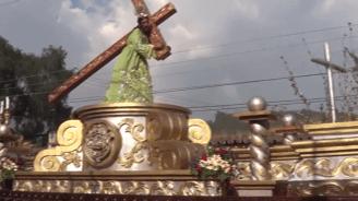 Procesion de Jesus Dulce Rabí, Jocotenango 2014 (26)
