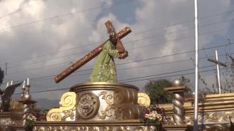 Procesion de Jesus Dulce Rabí, Jocotenango 2014 (42)