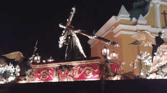 Procesión Jesús de La Merced Antigua 2014 (35)