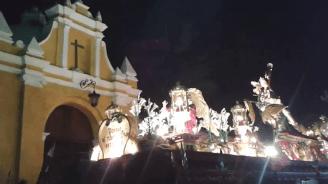 Procesión Jesús de La Merced Antigua 2014 (9)