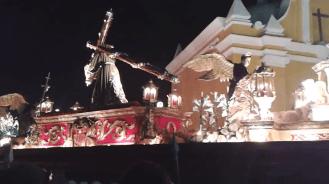 Procesión Jesús de La Merced Antigua 2014