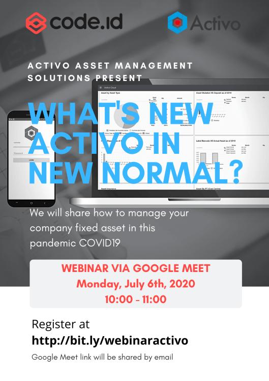 Webinar fixed asset management