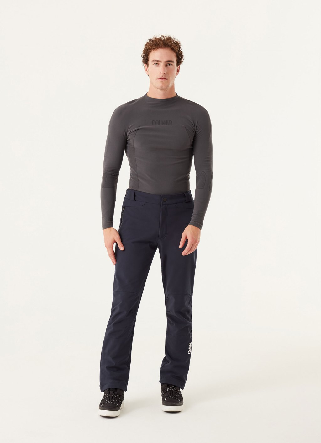 Pantaloni de ski Colmar Shelly Blue marine