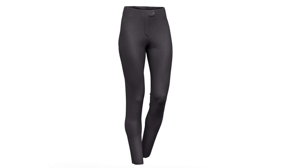 Pantaloni de ski Colmar Softshell negru 0267-99