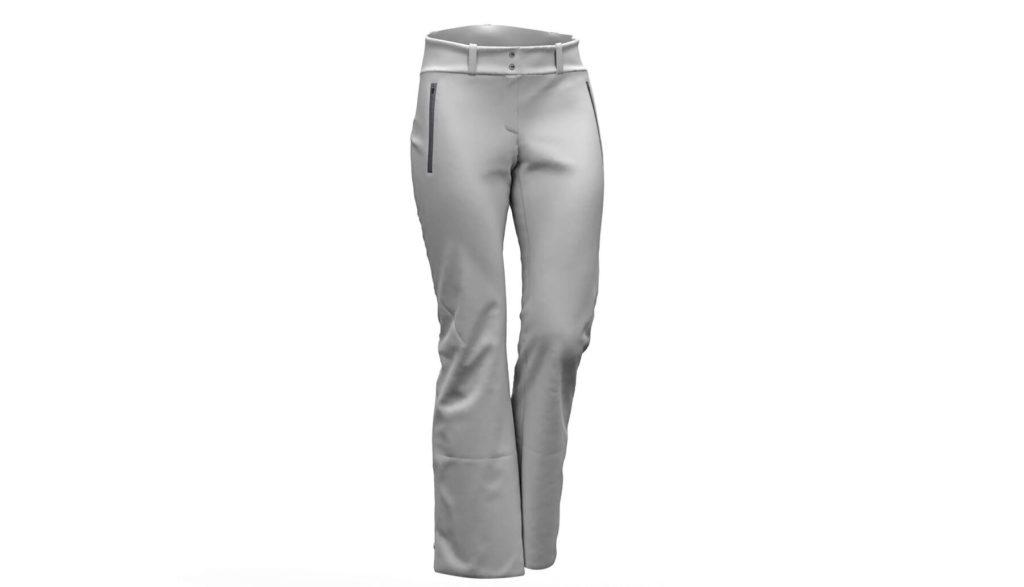 Pantaloni de ski Colmar Damă Shelly alb 0269G-01