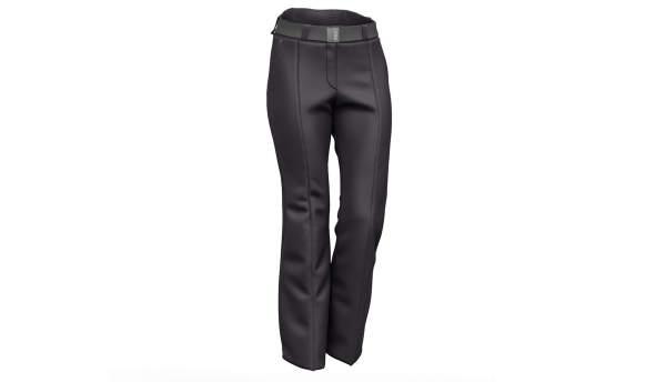 Pantaloni de ski Colmar Ecostretch negru 0433-99